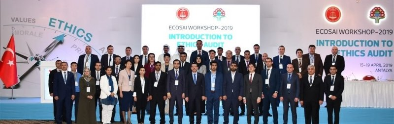 ECOSAI Workshop on Ethics Audit was held and completed in Antalya